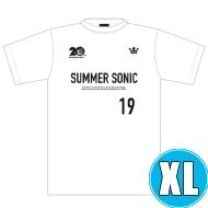 ドライTシャツ WHITE (XL)※事後販売分