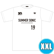 ドライTシャツ WHITE (XXL)※事後販売分
