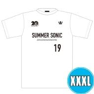 ドライTシャツ WHITE (XXXL)※事後販売分
