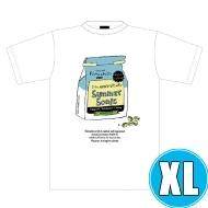 ピスタチオTシャツ WHITE (XL)※事後販売分
