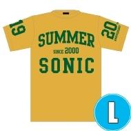 オールドスクールTシャツ YELLOW (L)