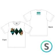 ジャングルロゴTシャツ WHITE [S]