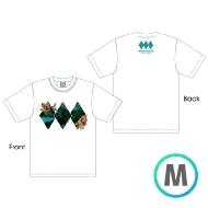ジャングルロゴTシャツ WHITE [M]