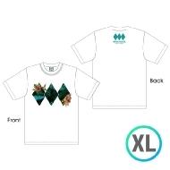 ジャングルロゴTシャツ WHITE [XL]