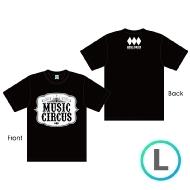 クラシックロゴTシャツ BLACK [L]