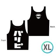 パリピタンクトップ BLACK [XL]