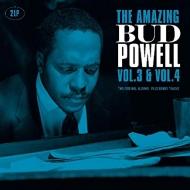 Amazing Bud Powell Vol.3 & 4 (2枚組/180グラム重量盤レコード)