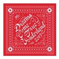 DREAMS COME TRUE WONDERLAND 2019×KEITA MARUYAMA バンダナ(RED)