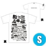1DAY限定 アーティストロゴコラージュTシャツ [TOKYO 8.16 /  OSAKA 8.18] ホワイトボディ (S)※事後販売分