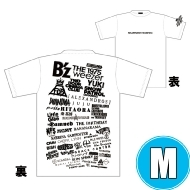 1DAY限定 アーティストロゴコラージュTシャツ [TOKYO 8.16 /  OSAKA 8.18] ホワイトボディ (M)※事後販売分