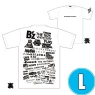 1DAY限定 アーティストロゴコラージュTシャツ [TOKYO 8.16 /  OSAKA 8.18] ホワイトボディ (L)※事後販売分