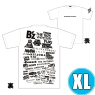 1DAY限定 アーティストロゴコラージュTシャツ [TOKYO 8.16 /  OSAKA 8.18] ホワイトボディ (XL)※事後販売分