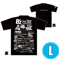 1DAY限定 アーティストロゴコラージュTシャツ [TOKYO 8.16 /  OSAKA 8.18] ブラックボディ (L)※事後販売分