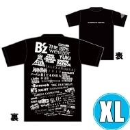 1DAY限定 アーティストロゴコラージュTシャツ [TOKYO 8.16 /  OSAKA 8.18] ブラックボディ (XL)※事後販売分