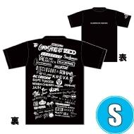 1DAY限定 アーティストロゴコラージュTシャツ [TOKYO 8.18 /  OSAKA 8.17] ブラックボディ (S)※事後販売分