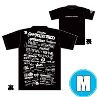 1DAY限定 アーティストロゴコラージュTシャツ [TOKYO 8.18 /  OSAKA 8.17] ブラックボディ (M)※事後販売分