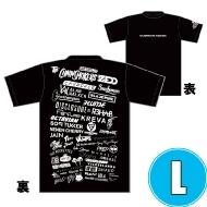 1DAY限定 アーティストロゴコラージュTシャツ [TOKYO 8.18 /  OSAKA 8.17] ブラックボディ (L)※事後販売分