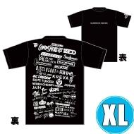 1DAY限定 アーティストロゴコラージュTシャツ [TOKYO 8.18 /  OSAKA 8.17] ブラックボディ (XL)※事後販売分