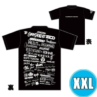1DAY限定 アーティストロゴコラージュTシャツ [TOKYO 8.18 /  OSAKA 8.17] ブラックボディ (XXL)※事後販売分