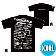 1DAY限定 アーティストロゴコラージュTシャツ [TOKYO 8.18 /  OSAKA 8.17] ブラックボディ (XXXL)※事後販売分