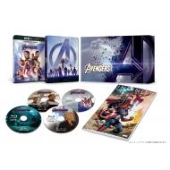 アベンジャーズ/エンドゲーム 4K UHD MovieNEXプレミアムBOX(数量限定)