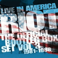 Live In America: The Official Bootleg Box Set Vol.3 1981-1988 (6CD)