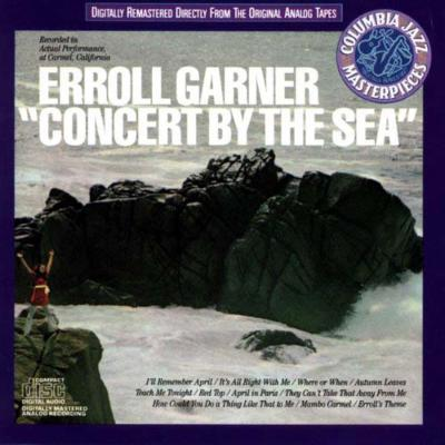 concert by the sea erroll garner hmv books online 40589
