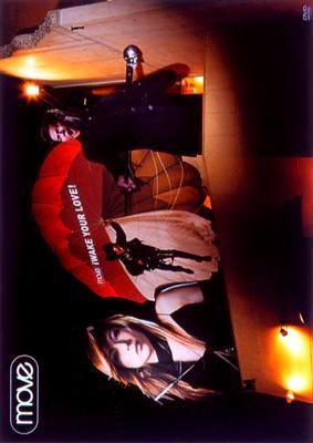 i WAKE YOUR LOVE!DVD : m.o.v.e...