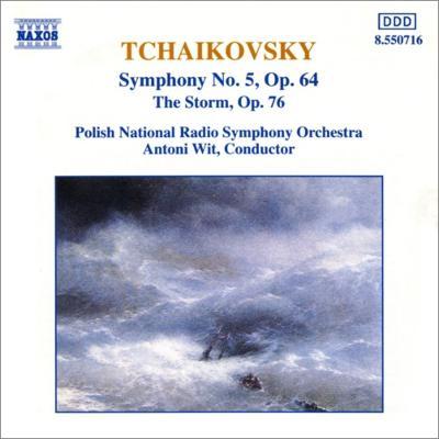 交響曲第5番、序曲『嵐』 ヴィット&ポーランド国立放送交響楽団