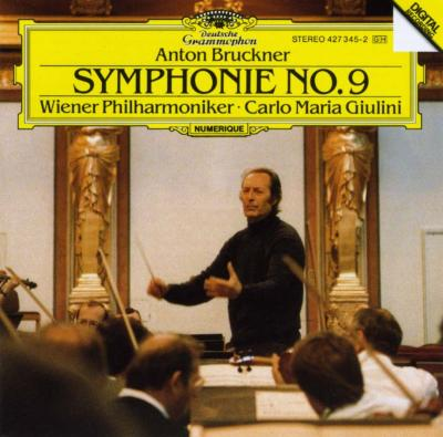 交響曲第9番 カルロ・マリア・ジュリーニ&ウィーン・フィル