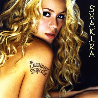 CD of the week: Shakira, Laundry Service | Music | The ... |Shakira Laundry Service Photoshoot