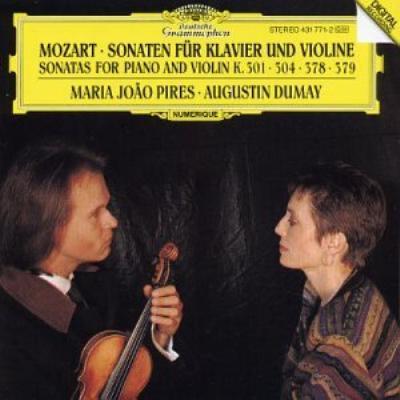 ヴァイオリン・ソナタ集 K.301、304、378 デュメイ / ピリス