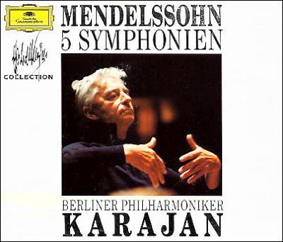 交響曲全集 カラヤン&ベルリン・フィル(3CD)