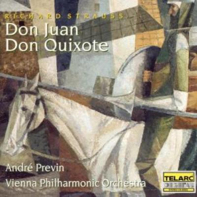 Don Quixote, Don Juan: Previn / Vpo Bartolomey(Vc)H.koll(Va)