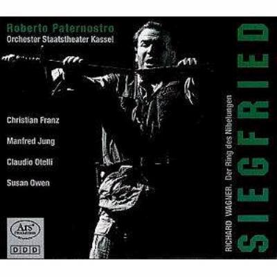 『ジークフリート』全曲 パーテルノストロ&カッセル州立歌劇場(4CD)