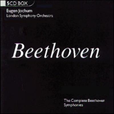交響曲全集 ヨッフム&ロンドン交響楽団(5CD)