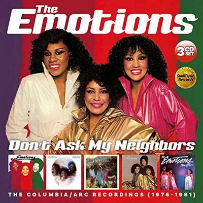 Don't Ask My Neighbors: Columbia / Arc Recordings (3CD)
