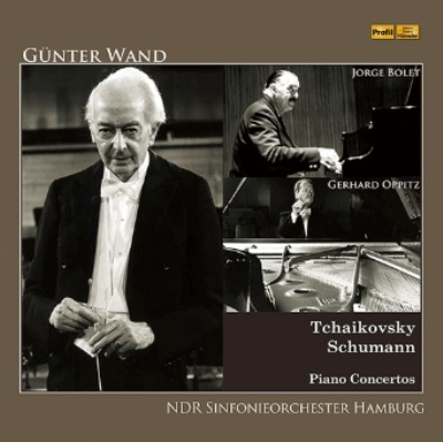 ギュンター・ヴァント、ボレット、オピッツ / チャイコフスキー、シューマン :ピアノ協奏曲 (2枚組アナログレコード)