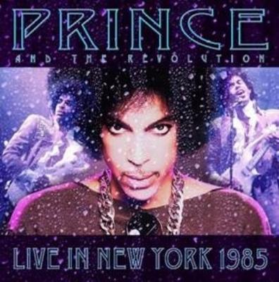 Live In New York 1985 (パープル・ヴァイナル仕様/3枚組アナログレコード)