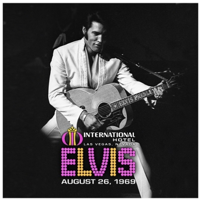 Live At The International Hotel, Las Vegas, Nv August 26, 1969: (2枚組アナログレコード)