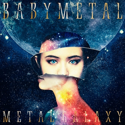 METAL GALAXY [First Press Limited Edition MOON ver.] -Japan Complete Edition-