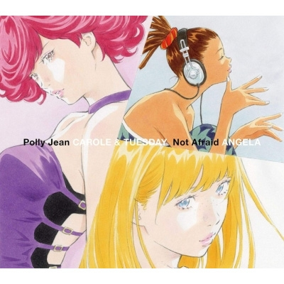 Polly Jean/Not Afraid