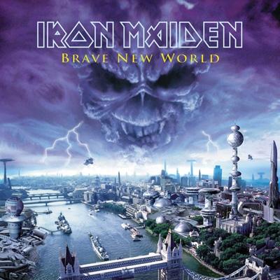 Brave New World (REMASTERED EDITION)(EU盤)