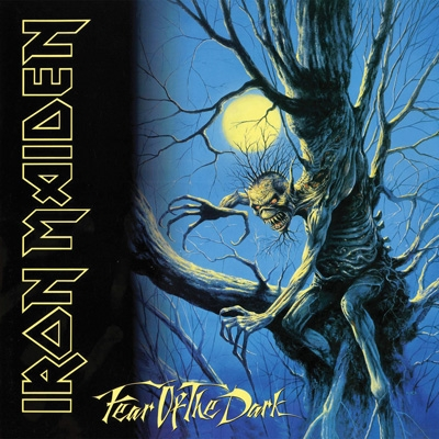 Fear Of The Dark (REMASTERED EDITION)(EU盤)