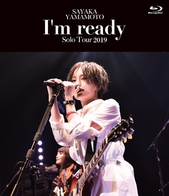 山本彩 LIVE TOUR 2019 〜I'm ready〜(Blu-ray)