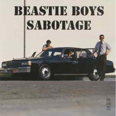 Sabotage / Rsd3 Disc (3インチシングルレコード)