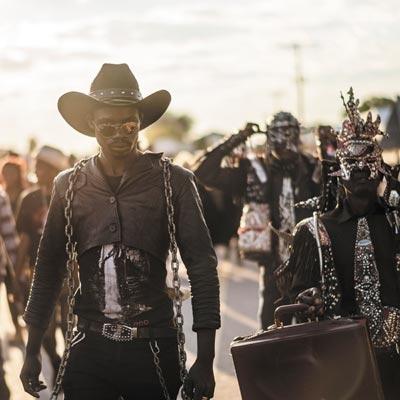 Brutal Africa: The Heavy Metal Cowboys Of Botswana