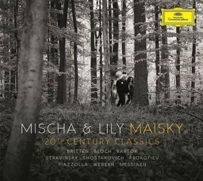 『祈り〜20世紀のメロディ』 ミッシャ・マイスキー、リリー・マイスキー、他(+CD)