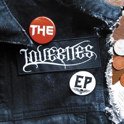 THE LOVEBITES EP: 純白の雷 (アナログレコード)