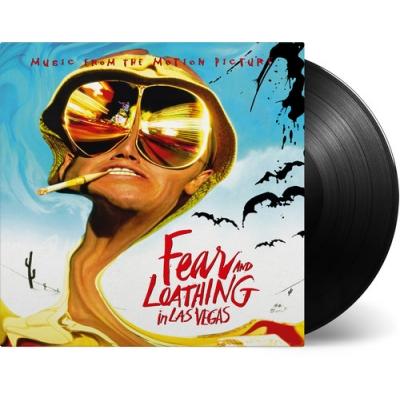ラスベガスをやっつけろ Fear And Loathing In Las Vegas オリジナルサウンドトラック (2枚組アナログレコード)